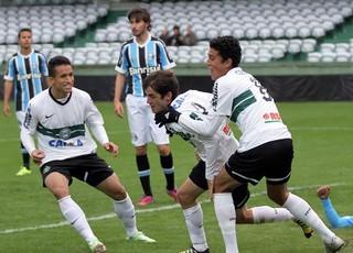 Coritiba x Grêmio Brasileirão sub-20 Couto Pereira (Foto: Divulgação/Coritiba)