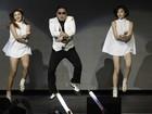 Rapper Psy estará no trio de Claudia Leitte no carnaval