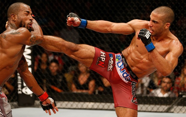 UFC: Edson Barboza x Bobby Green (Foto: Getty Images)