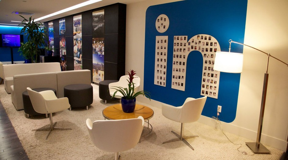 LinkedIn Escritório Nova York (Foto: Divulgação)