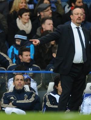 Rafa Benitez chelsea (Foto: Getty Images)