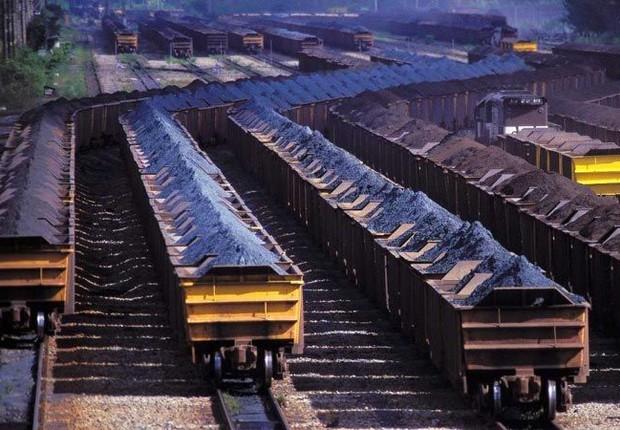 Vale Minério de ferro (Foto: Divulgação)