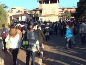 Beatificação de Nhá Chica atrai turistas a Baependi (Foto: Reprodução EPTV)