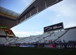 Corinthians Santo André Arena (Foto: Marcos Ribolli)