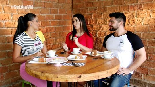 Gil Mendes toma aquele cafezinho e conta novidades da carreira