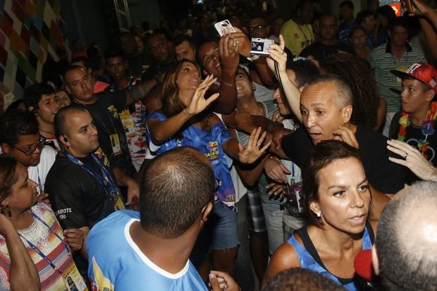 Ivete Sangalo (Foto: Delson Silva/ AG News)