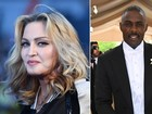 Madonna e ator Idris Elba estariam vivendo romance, diz jornal