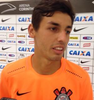 Marciel Corinthians sub-20 (Foto: Rodrigo Faber)