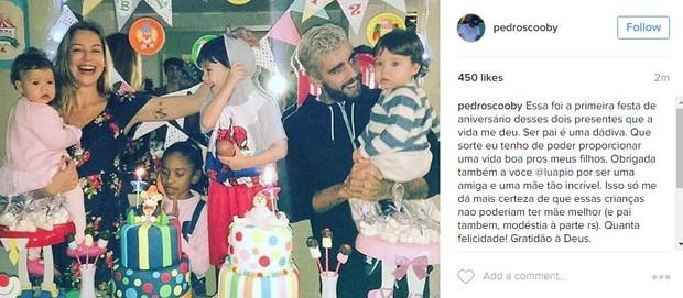 Pedro Scooby (Foto: Instagram / Reprodução)