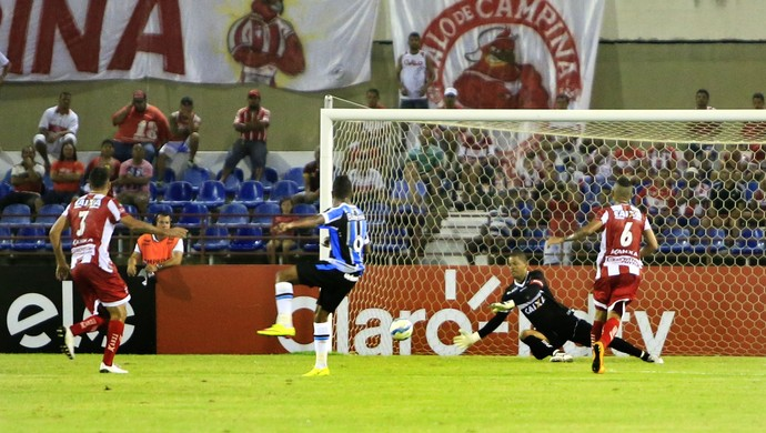 CRB x Grêmio, Copa do Brasil (Foto: Ailton Cruz/ Gazeta de Alagoas)