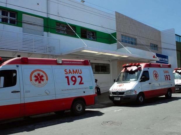 Hospital Estadual Antônio Bezerra de Faria será um dos beneficiados no Espírito Santo (Foto: Arquivo/ A Gazeta)
