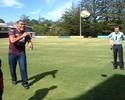 Antônio Pezão deixa as luvas de lado e se arrisca no rúgbi na Austrália