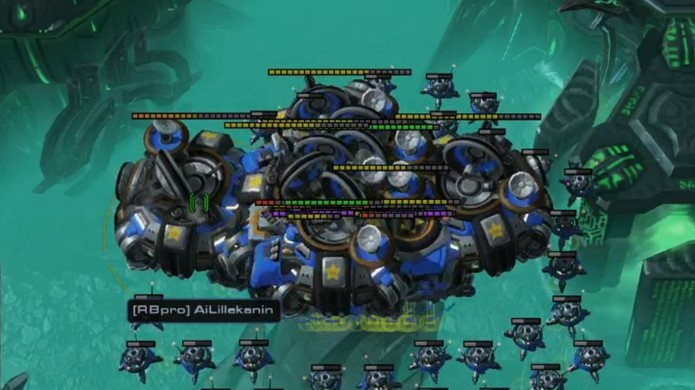 Partida de StarCraft 2 se estendeu por 3 horas até quebrar recorde (Foto: GameCrate)