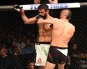 Reza Madadi surpreende e nocauteia  brasileiro Yan Cabral no UFC Holanda