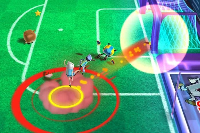 Copa Toon foi um projeto da Aquiris de antes da Copa do Mundo do Brasil (Foto: Divulgação)