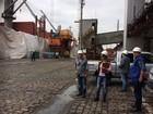 Auditores do Ministério do Trabalho fazem fiscalização no Porto de Santos