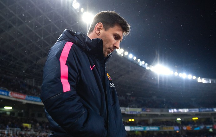 Lionel Messi Barcelona (Foto: Getty Images)