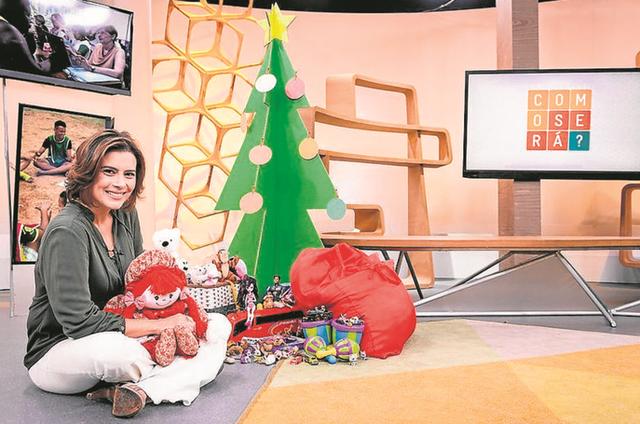 Michelle Loreto apresentará o 'Como será?' deste sábado, 23 (Foto: Ramon Vasconcellos/TV Globo)