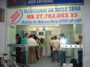 Ganhadores de Joaçaba disputam prêmio desde 2007 (Foto: Glauco Araújo/G1)