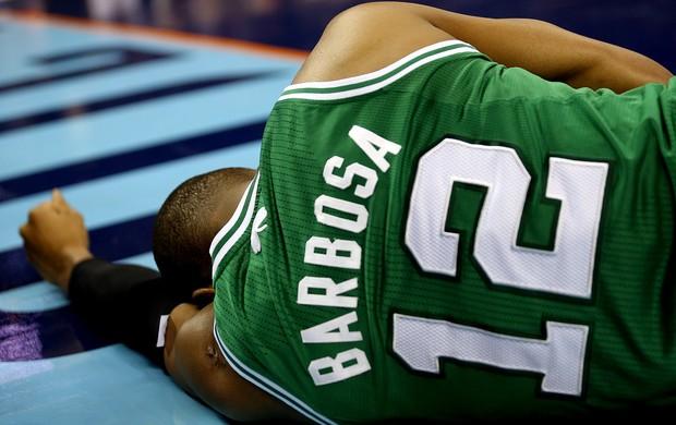 basquete NBA leandrinho barbosa celtics lesão (Foto: Agência Getty Images)
