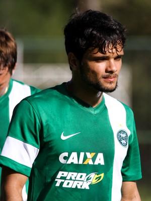 Norberto Coritiba treino (Foto: Divulgação / Site oficial do Coritiba)