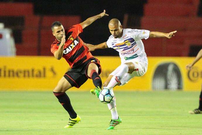 Sport x Sete de Dourados Copa do Brasil (Foto: Marlon Costa / Pernambuco Press)