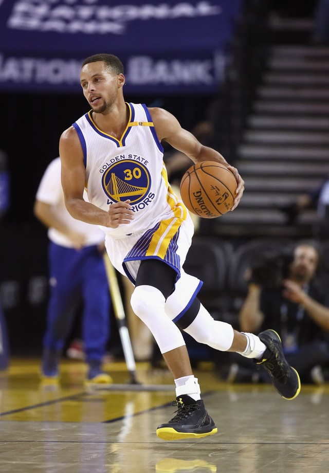 Stephen Curry (Foto: Getty Images)