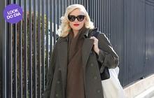 Look do dia: Gwen Stefani aparece toda estilosa em dia de compras