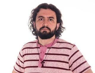 Ex-BBB Marco Marcon (Foto: Globo/Paulo Belote)