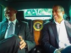 Obama participa de programa do comediante de Jerry Seinfeld