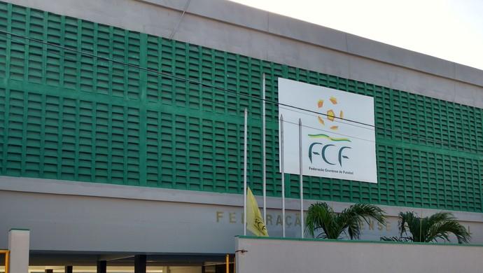 Federação Cearense de Futebol, FCF (Foto: Juscelino Filho)