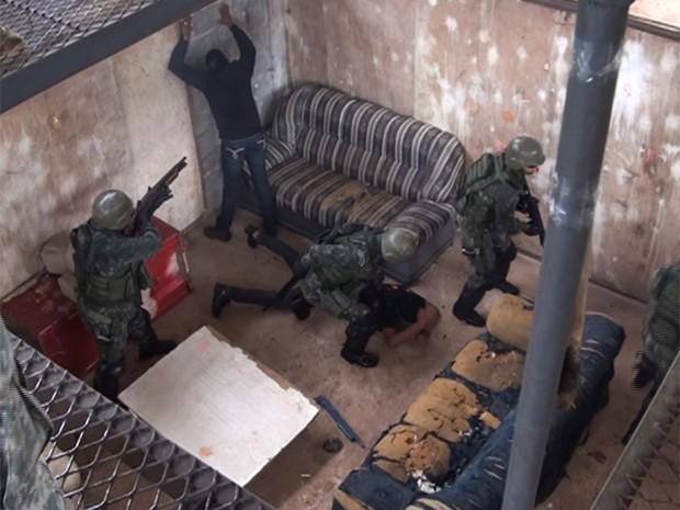 especial exército (Foto: Tahiane Stochero/G1)