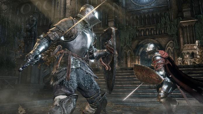 A otimização de Dark Souls 3 deixa a desejar (Foto: Divulgação/FromSoftware)
