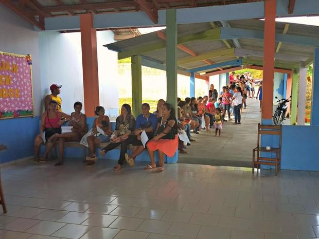 807dcfaa1f6 Pais reclamam que vagas são disponíveis apenas para pessoas que moram  próximas à creche (Foto