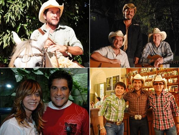 Daniel já gravou várias participações em programas da TV Globo (Foto: Divulgação / TV Globo)