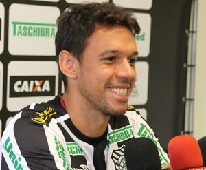 Marco Antônio Figueirense (Foto: Luiz Henrique/Figueirense FC)