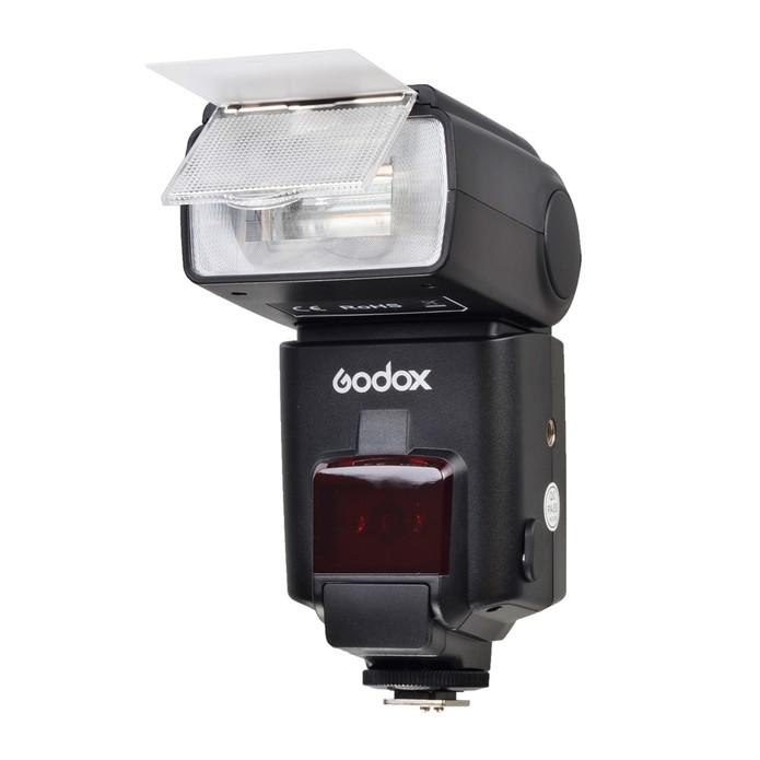 Projeto para cameras Canon, o modelo possui tecnologia que permite exposição correta mesmo em ambientes com iluminação complexa (Foto: Divulgação/Godox)