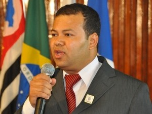 Edmilson Gonçalves de Sousa, vereador em Limeira pelo PSDC (Foto: Câmara de Vereadores/Divulgação)
