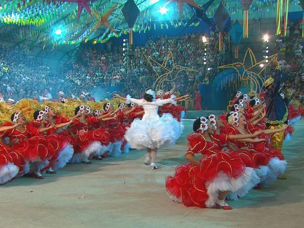 Quadrilha Dona Matuta (Foto: Reprodução / TV Globo)