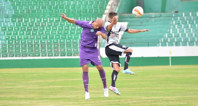 Guarani x Rio Branco jogo-treino Campinas (Foto: Sanderson Barbarini / Divulgação Rio Branco)