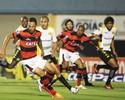 """W. Rocha acusa dor, mas não desfalca Criciúma: """"Nem que seja com 1 perna"""""""