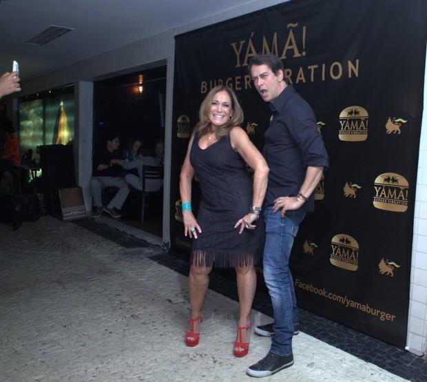 Marcello e Susana (Foto: Anderson Barros / EGO)