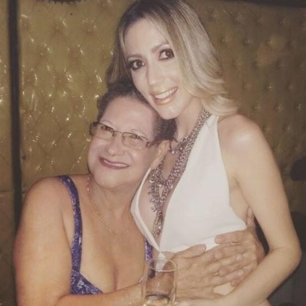 Ex-BBBs Geralda e Fernanda Liberato (Foto: Instagram/ Reprodução)