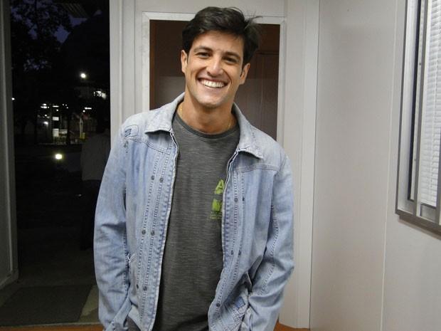 Alexandre Slaviero será Eriberto, o noivo de Fatinha (Foto: Malhação / Tv Globo)