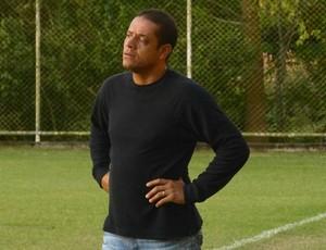 Emanoel Sacramento, técnico do Boavista (Foto: Vitor Costa)