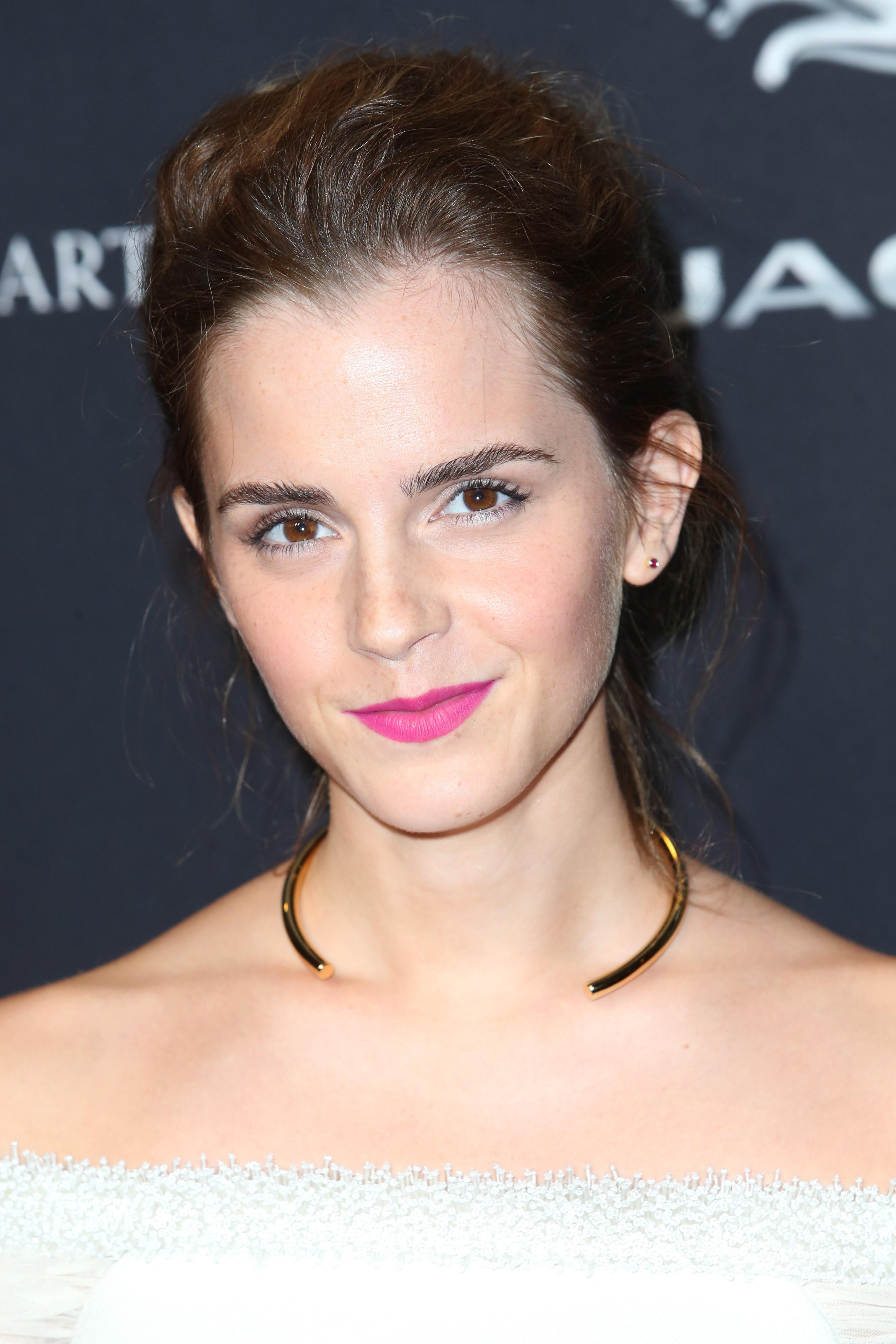 Emma Watson se formou em Literatura Inglesa na Brown University, uma das mais conceituadas do mundo (Foto: Getty Images)