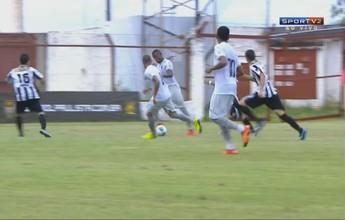 De virada, Botafogo vence o Sobradinho e se classifica na Copa SP