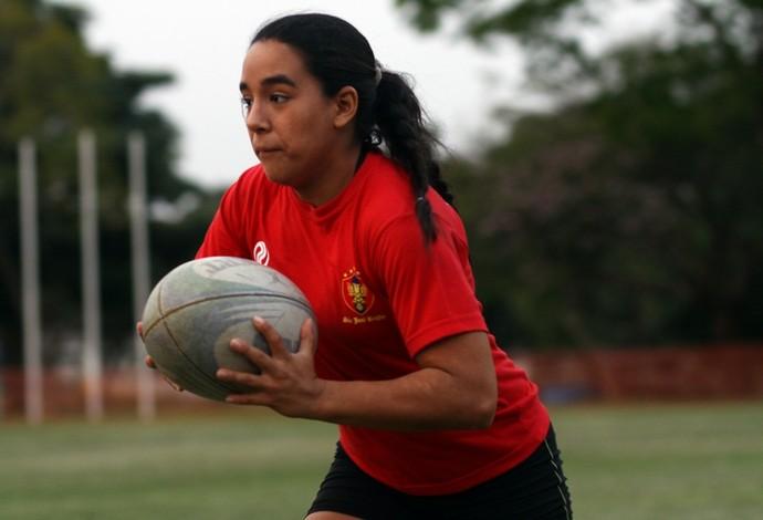 Edna Santini está na Seleção Brasileira (Foto: Luciano Coca)