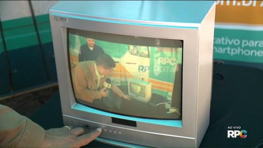 Redação Móvel tira as dúvidas sobre TV digital na Cidade Industrial de Curitiba