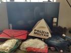 PM recupera carro e objetos roubados de comerciante em São Francisco